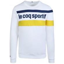 Sweat Le Coq Sportif Essentials Season N°1 Blanc