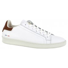 Chaussures Le Coq Sportif Avantage Blanches