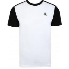 Tee-Shirt Le Coq Sportif Tech N°3 Blanc
