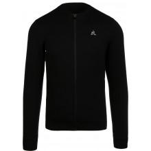 Sweat Le Coq Sportif Zippé Tech N°2 Noir