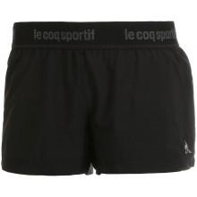 Short Le Coq Sportif Femme Tech N°1 Noir