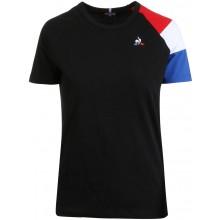 Tee-Shirt Le Coq Sportif Junior Bat N°2 Noir