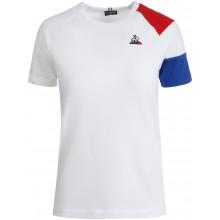 Tee-Shirt Le Coq Sportif Junior Bat N°2 Blanc