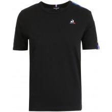 Tee-Shirt Le Coq Sportif Junior Tricolore n°4 Noir