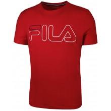 Tee-Shirt Fila Ricki Rouge