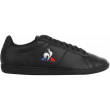 Chaussures Le Coq Sportif Courtset Triple Black