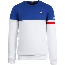 Sweat Le Coq sportif Tricolore N°1 Blanc