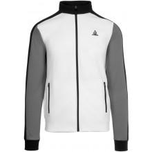Sweat Le Coq Sportif Zippé Tech N°2 Blanc