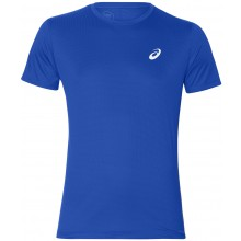 Tee-Shirt Asics Silver Bleu
