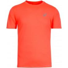 Tee-Shirt Asics Silver SS Top Corail