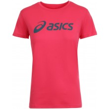 Tee-Shirt Asics Femme Silver GPX Rose