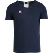 Tee-Shirt Le Coq Sportif Femme Tennis n°1 Bleu