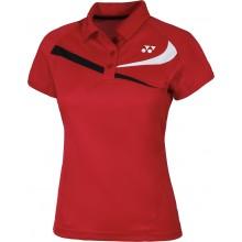 Polo Yonex Femme 20240 Rouge