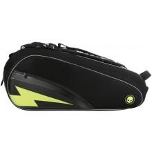 Sac Hydrogen Tennis 6 Raquettes Noir