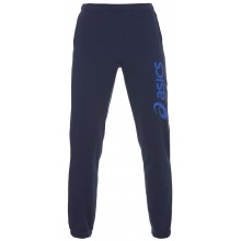 Pantalon Asics Big Logo Coton Marine