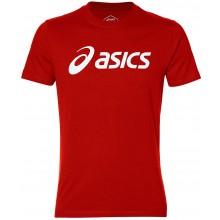 Tee-Shirt Asics Big Logo Rouge