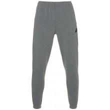 Pantalon Asics Small Logo Coton Gris