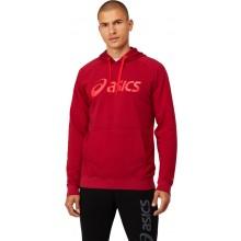 Sweat Asics Big Logo Coton Rouge
