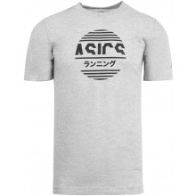 Tee-Shirt Asics Tokyo Graphic Japan Gris