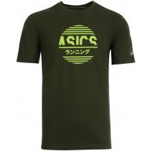 Tee-Shirt Asics Tokyo Graphic Japan Kaki