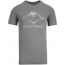 Tee-Shirt Asics Fuji Trail Gris