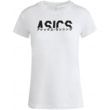 Tee-Shirt Asics Femme Katakana Graphic Blanc