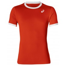 Tee-Shirt Asics Club Rouge