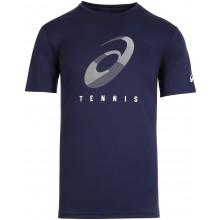 Tee-Shirt Asics Court Spiral Marine