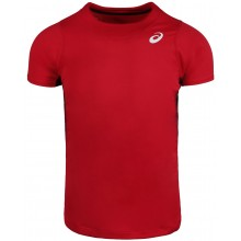 Tee-Shirt Asics Junior Tennis Rouge