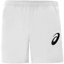Short Asics Junior Garçon Tennis Blanc