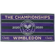 Serviette Joueur Wimbledon 2020 70x133 cm