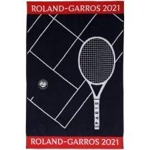 Drap de Plage Joueur Roland Garros 2021 102*178 Cm Noir
