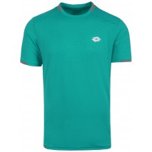 Tee-Shirt Lotto Tech Turquoise