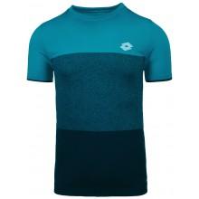 Tee-Shirt Lotto Tech Seamless Turquoise