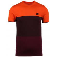 Tee-Shirt Lotto Top Ten Seamless Orange