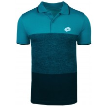 Polo Lotto Tech Seamless Turquoise