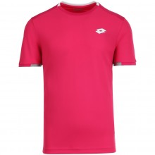 Tee-Shirt Lotto Squadra Rose
