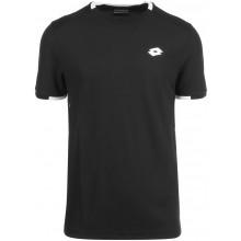 Tee-Shirt Lotto Squadra Noir