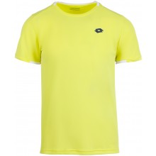 Tee-Shirt Lotto Junior Teams Jaune