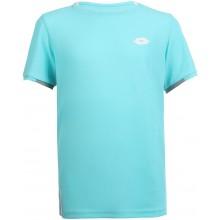 Tee-Shirt Lotto Junior Garçon Squadra Bleu