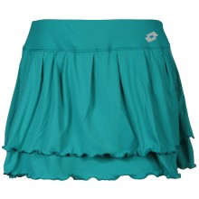 Jupe Lotto Femme Tech Turquoise