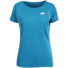 Tee-Shirt Lotto Femme Teams Turquoise