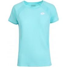 Tee-Shirt Lotto Femme Squadra Bleu