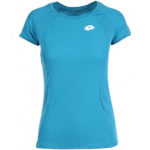 Tee-shirt Lotto Junior Fille Teams Turquoise