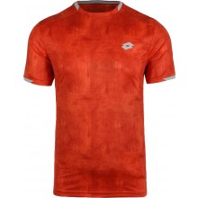 Tee-Shirt Lotto Top Ten Printed Orange