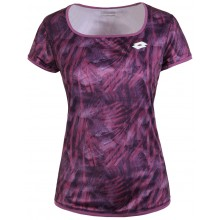Tee-Shirt Lotto Femme Top Ten Printed Violet