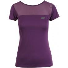 Tee-Shirt Lotto Femme Vabene Violet