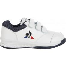 Chaussures Le Coq Sportif Junior Crosscourt Toutes Surfaces