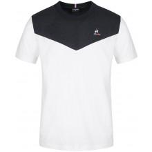 Tee-Shirt Le Coq Sportif N°1 Blanc