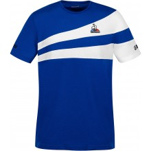 Tee-Shirt Le Coq Sportif New-York Bleu